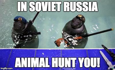 russian navy seals