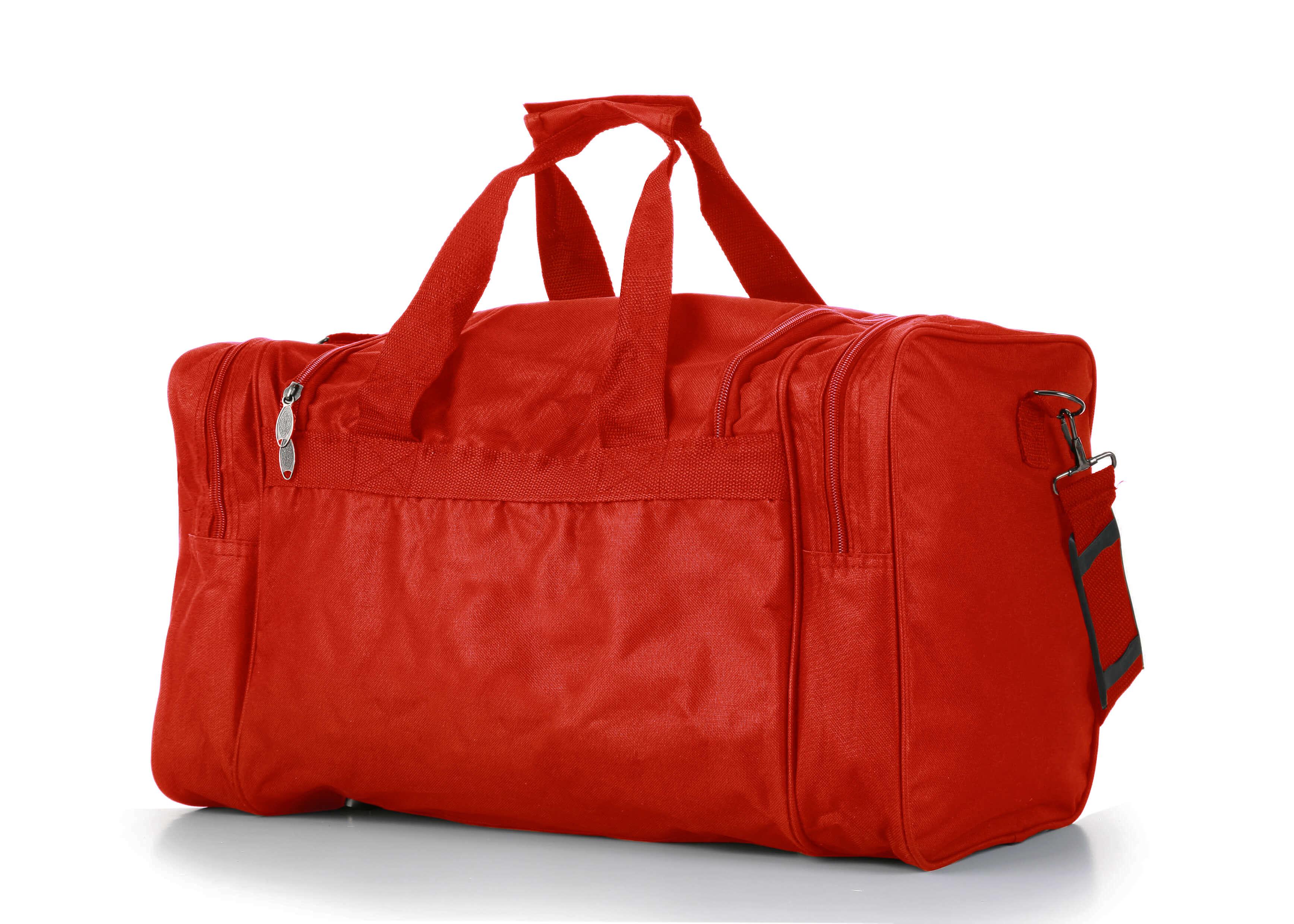 2e61402ed84 Polo Ralph Lauren Red Duffle Bag   ReGreen Springfield