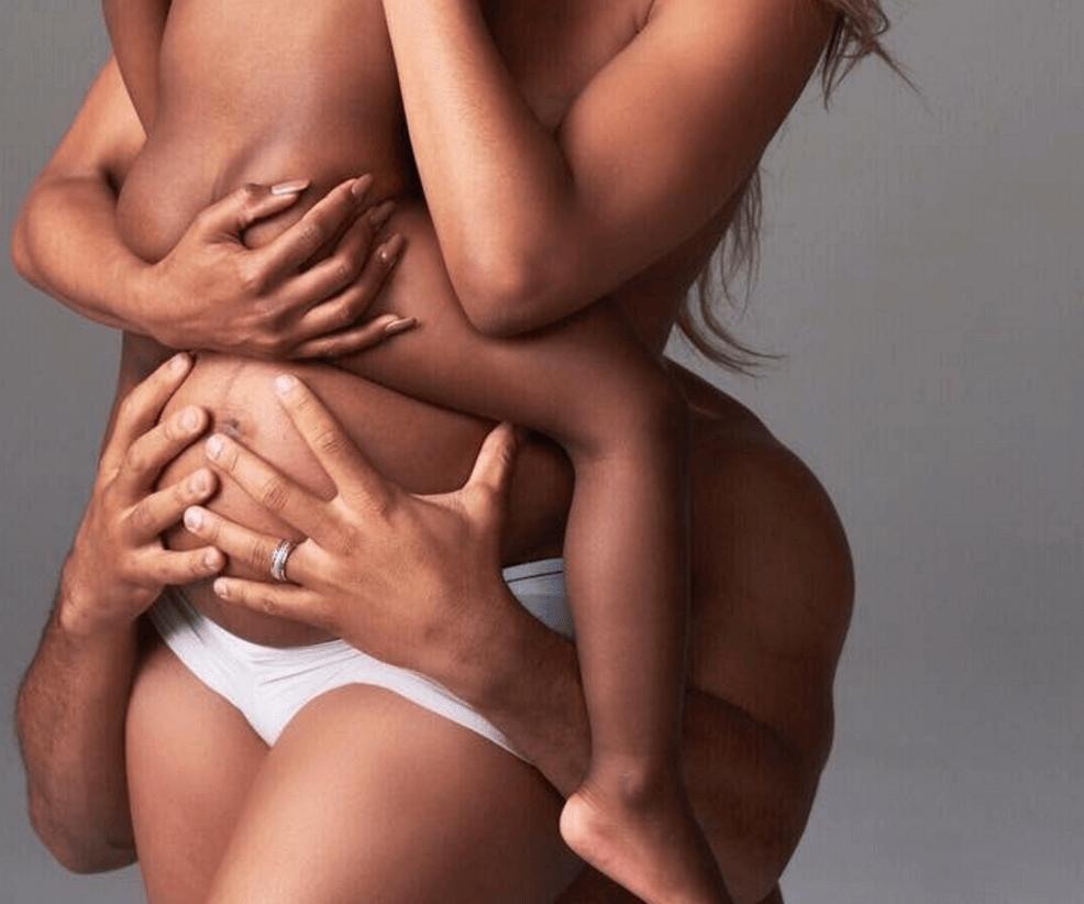 naked home Ciara in
