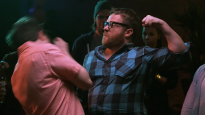 A Bar Fight
