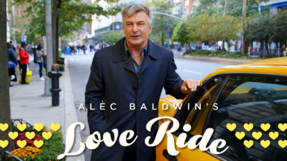 Alec Baldwin's Love Ride