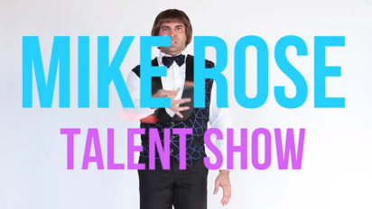 Mike Rose Talent Show