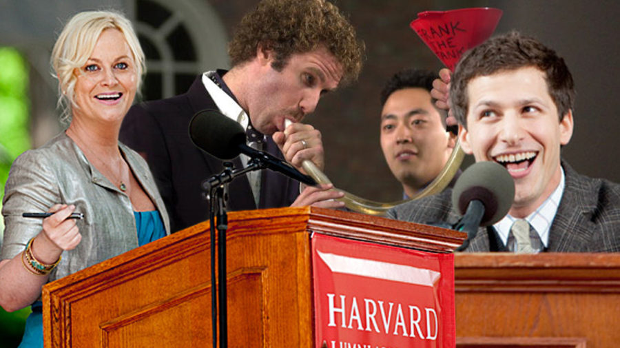 The Best Commencement Addresses, from Comedians