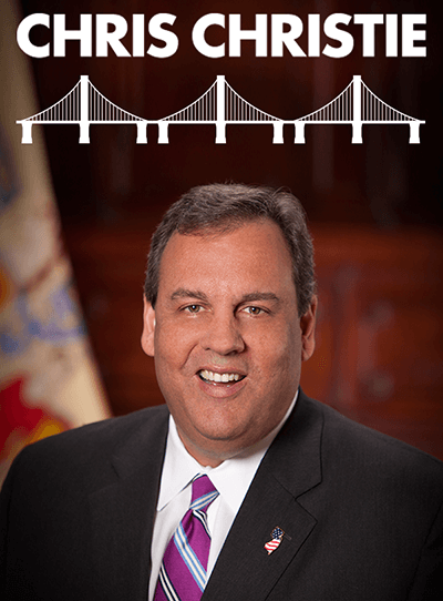chris christie slogan 13