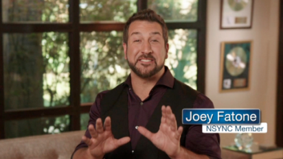 "Joey Fatone To One Direction: ""Everything Is About To Be Terrible"""