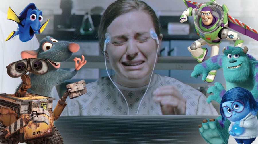Pixar's SadLab: The Science Of Making You Cry
