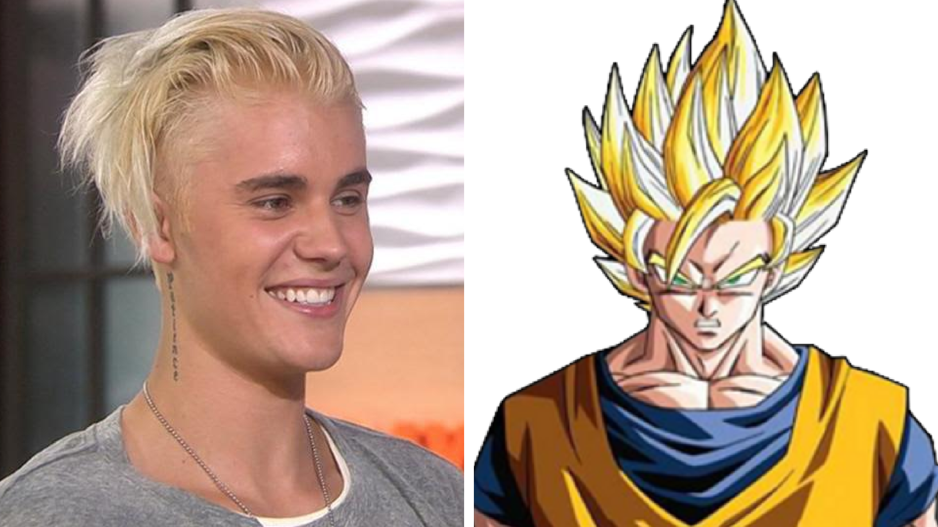 All Of The Things Justin Bieber Looks Like With His New ...