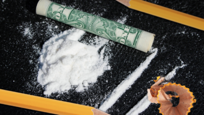 """REMINDER: """"Back To School"""" Means Cocaine Is Back In The No. 2 Pencil Factory Break Room"""