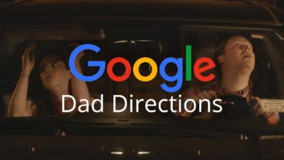 Google Dad Directions