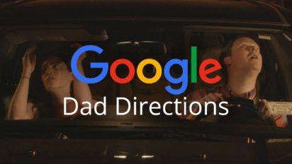 Google Dad Directions