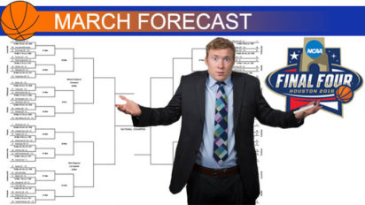 Forecasters Predicting Maddest March On Record