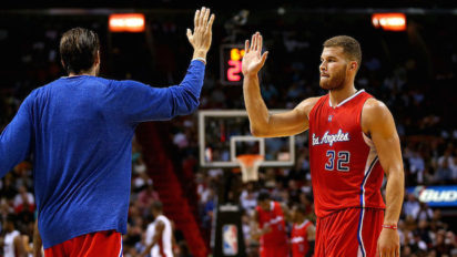 Doctors Clear Blake Griffin For Full-Contact High Fives