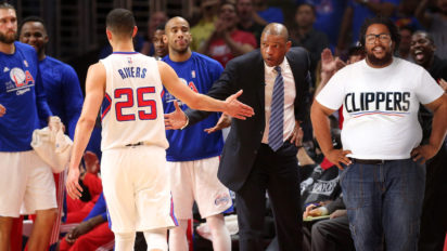 Doc Rivers Signs His Other Son Todd To Help Injured Clippers