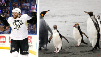 With The Penguins On The Brink Of Elimination, Where The F Is Morgan Freeman?