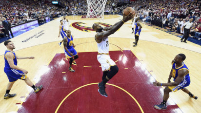 Game 3 Gives Cavs Confidence They Can Beat Warriors In 2017 Finals