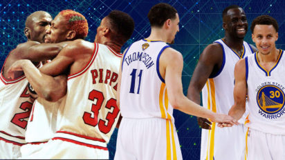 '16 Warriors or '96 Bulls? Breaking Down The Major Time Travel Issues