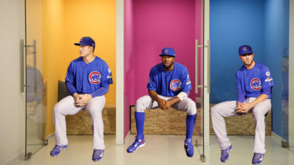 Joe Maddon Replaces Dugout With Creative Workspace Pods
