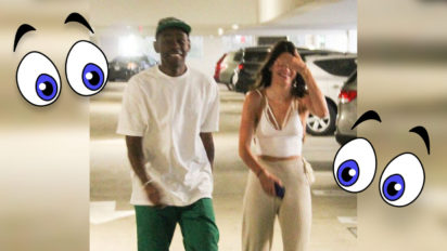 Spotted: Tyler The Creator On A Date With Kendall The