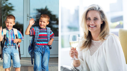 Back To School Time Means Back To Openly Day Drinking For Moms