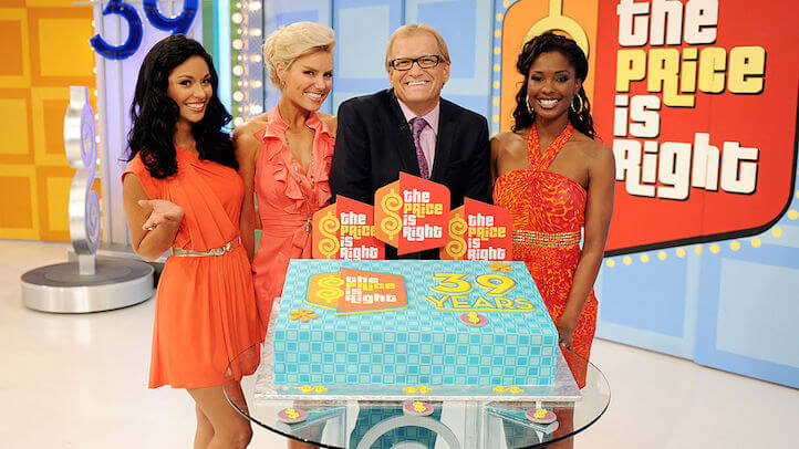 "39th Season of ""The Price is Right"" Premiere Episode Taping"