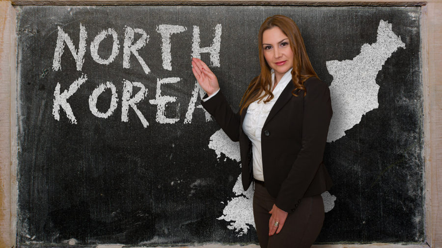 Human Rights Violations: North Korean Porn Sites Only Have Like 16 Categories
