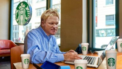 Jon Gruden Maxes Out Starbucks Frequent User Card in One Night