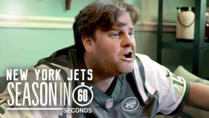 New York Jets Fans' Season in 60 Seconds