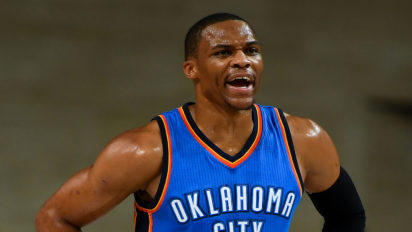 Report: Westbrook Also Uses Fake Twitter Account To Trash Talk Himself