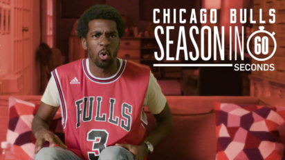 Chicago Bulls Fans' Season in 60 Seconds