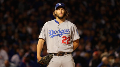 """Kershaw Not On Board With """"Mr. April Through September"""" Nickname"""