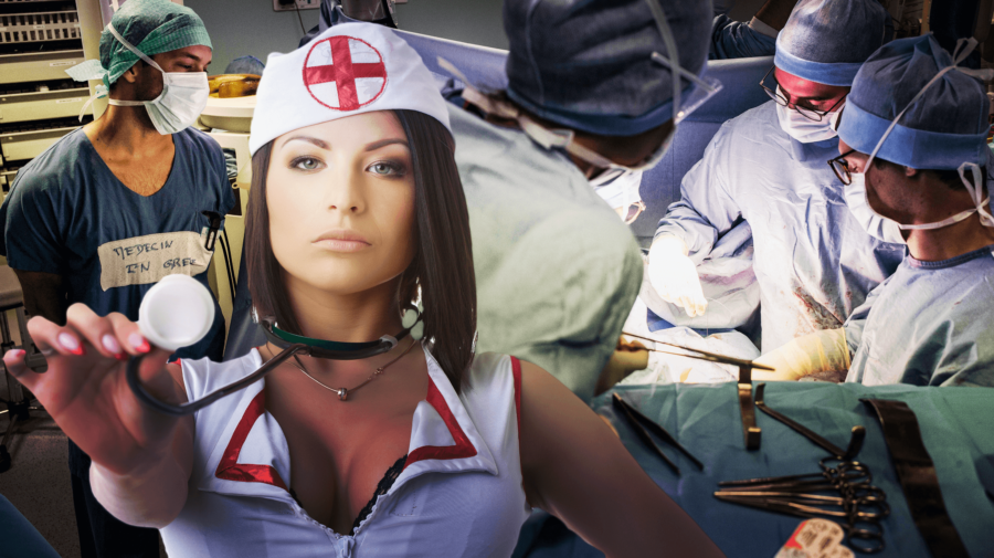 sc 1 st  Above Average & Actual Sexy Nurses: u201cThese Halloween Costumes Are Disrespectfulu201d