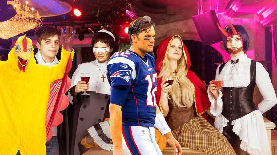 sc 1 st  The Kicker & For 16th Halloween In A Row Tom Brady To Dress As Sexy QB