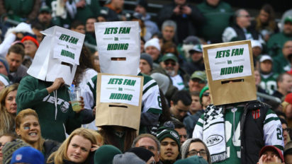 The 8 Types Of People At Every Jets Game