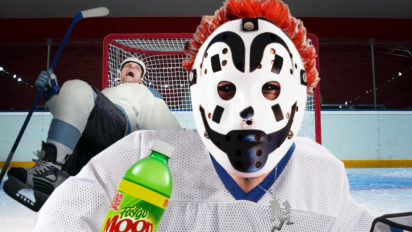 Teammates Weirded Out By Goalie's New Juggalo-Themed Mask