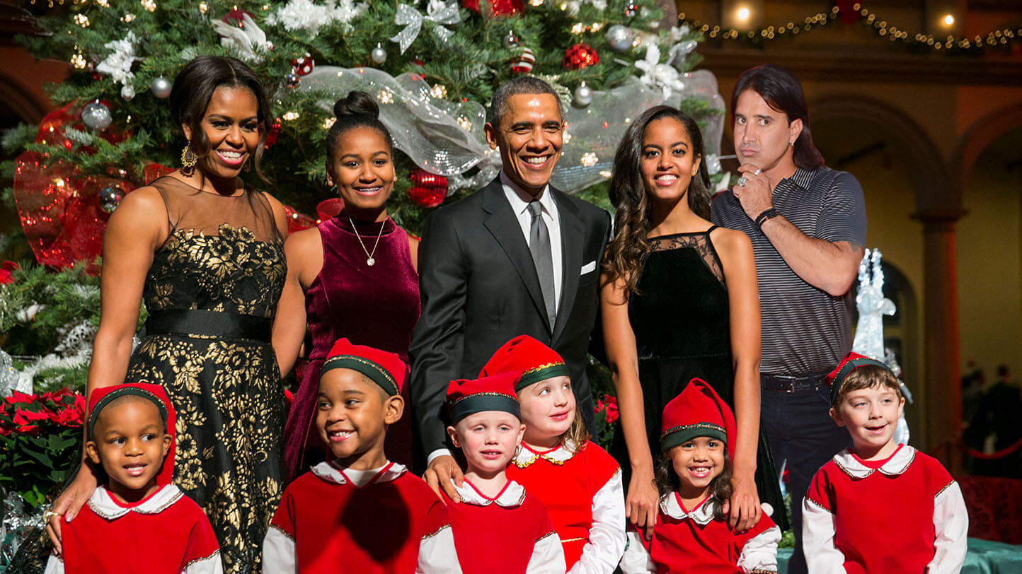 """5 Photos That Make You Ask """"Why Do The Obamas Hang Out With Scott ..."""