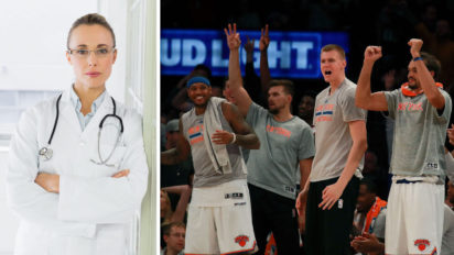 Surgeon General Advises Knicks Fans Not To Hold Breath
