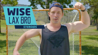 Don't Cheat At Sports… That's Worse Than Cheating, Bro | Wise Lax Bro