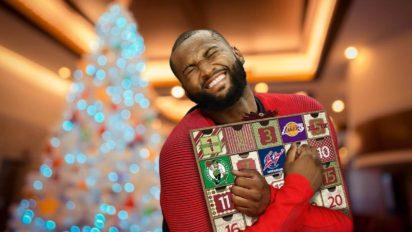 DeMarcus Cousins Purchases Advent Trade Deadline Calendar