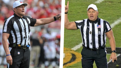 It's Time To Admit We're In The Steroid Era Of Referees
