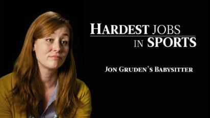 Babysitter for Jon Gruden