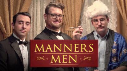 John Reynolds | Manners Men