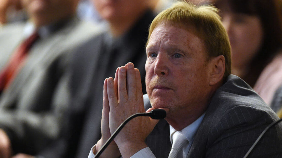 Outrage Raiders Want Taxpayers To Pay 17 For Mark Davis Haircut