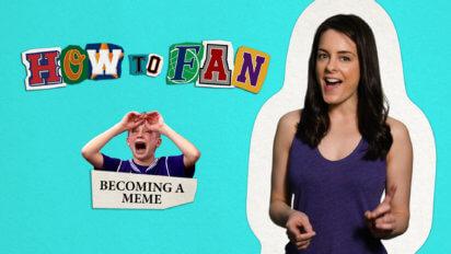 Cute Girls, Kids, Celebs: How To Be A Sad Fan Meme