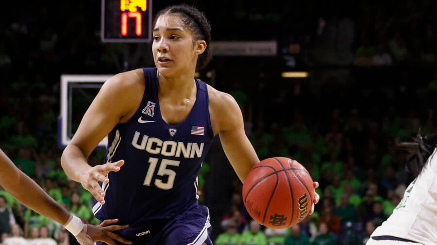 "UConn Women Defeat Opponents By Stepping To Them And Saying ""What"""