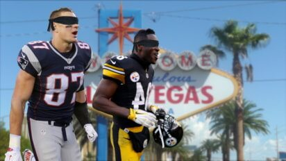 Players To Be Transported In And Out Of Vegas Blindfolded For Every Game