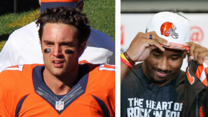 Even Brock Osweiler Wondering Why Browns Didn't Draft A QB