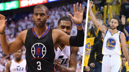 REPORT: Clips, Jazz Agree To Put Off Facing Warriors As Long As Possible