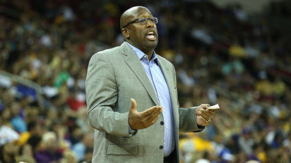 """Mike Brown: """"So At What Point Does LeBron Show Up To Berate Me?"""""""
