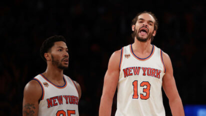 "Derrick Rose To Joakim Noah: ""You Getting A Surgery? Can I Come With?"""