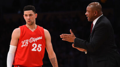 """Clippers Leaving It All On The Floor (By """"It All"""" We Mean Austin Rivers)"""
